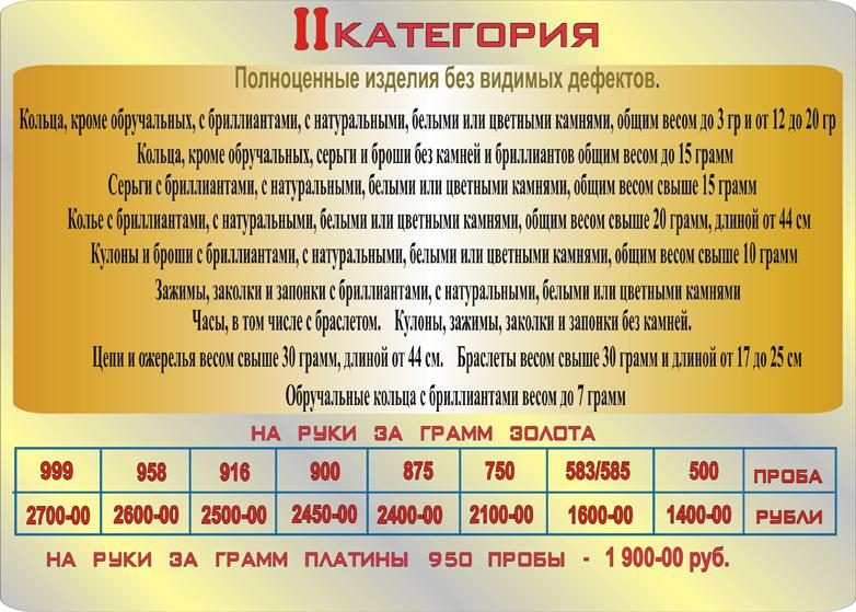 Грамм цены за ломбарды золота уссурийска часов тиссот скупка